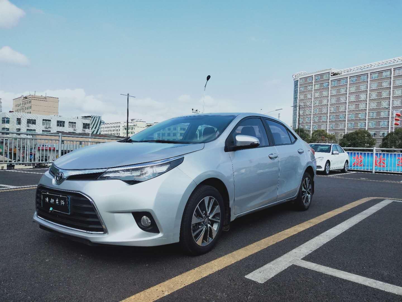 丰田雷凌 2014款 1.8V CVT豪华版