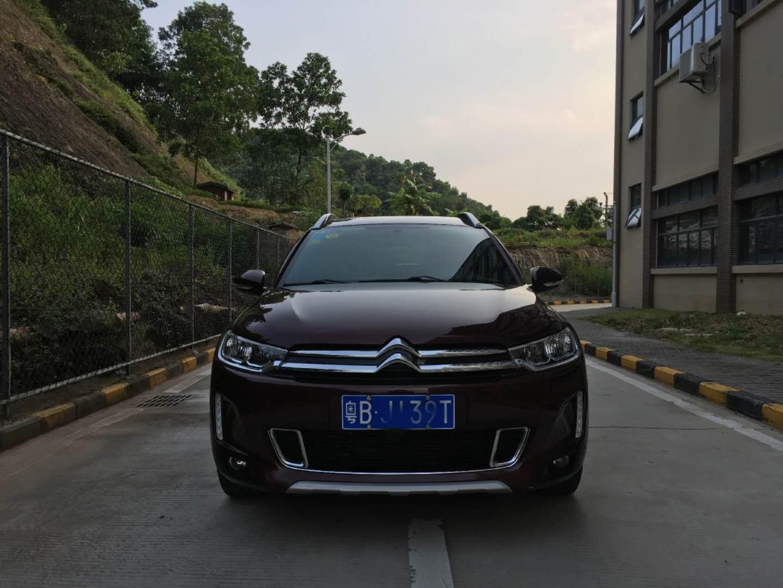 雪铁龙C3-XR 2015款 1.6THP 自动先锋型