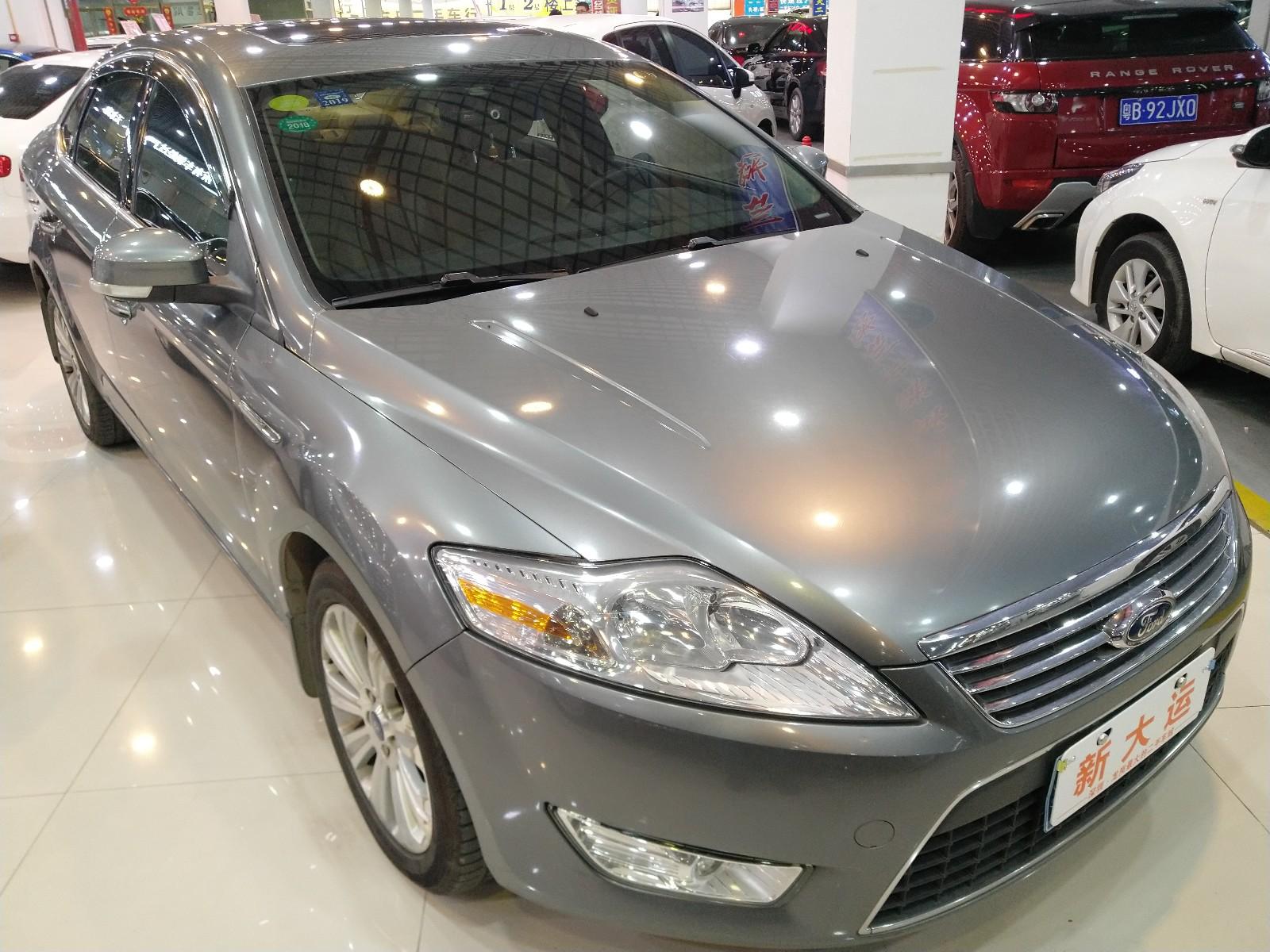 福特 蒙迪欧-致胜 2010款 2.3L 豪华型