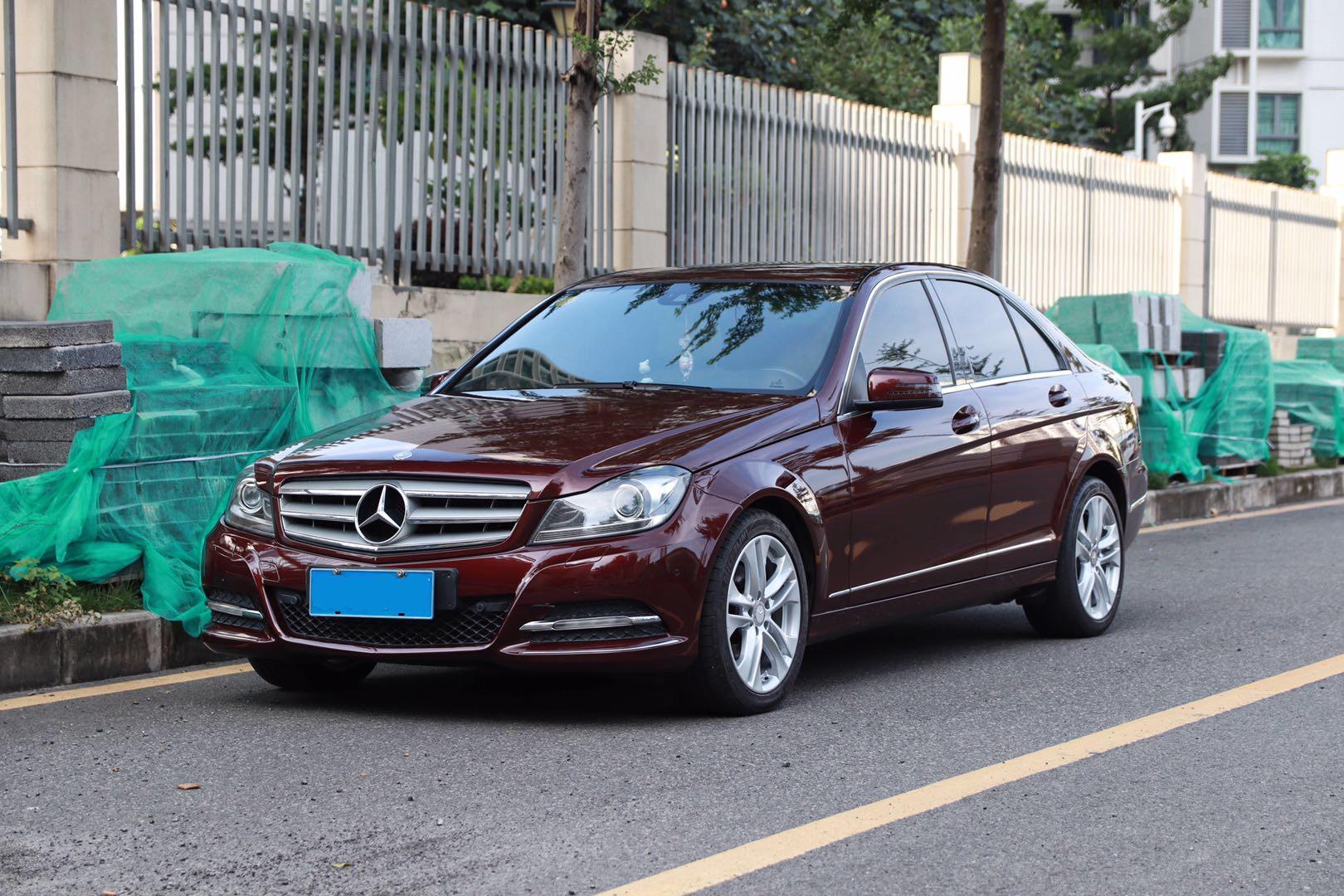 奔驰C级 2011款 C 200 CGI 时尚型