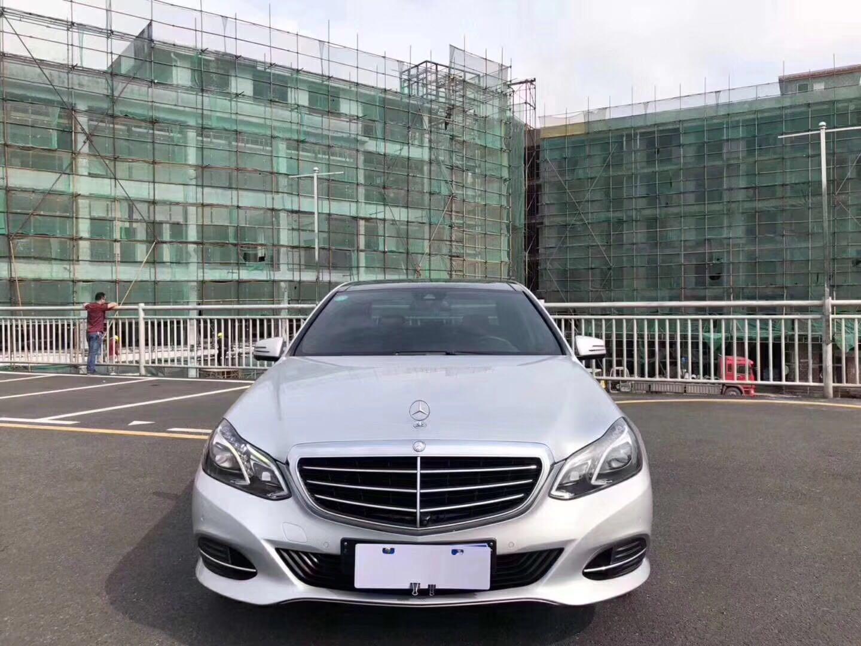 奔驰E级 2014款 改款 E 300 L