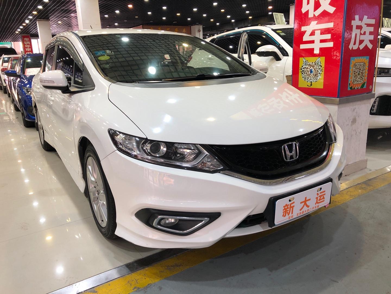 本田杰德 2013款 1.8L 自动舒适版 5座