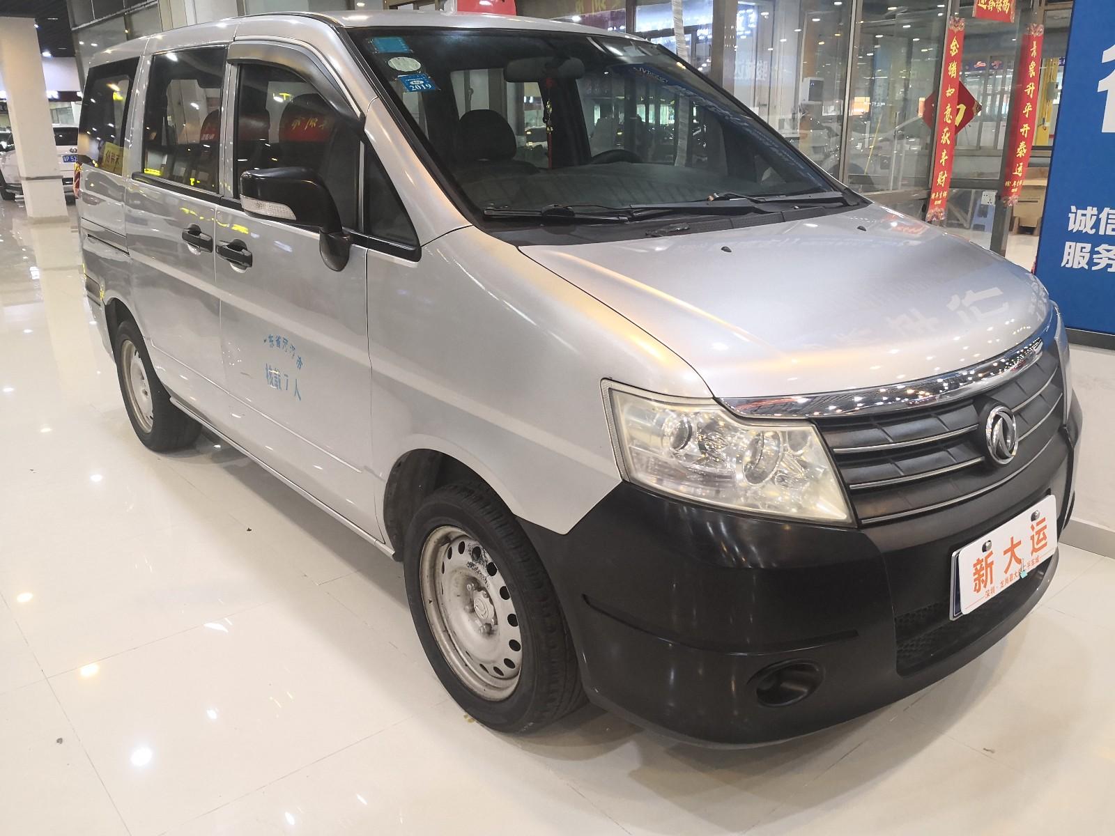 东风 帅客 2011款 1.5L 手动标准型7座 国IV
