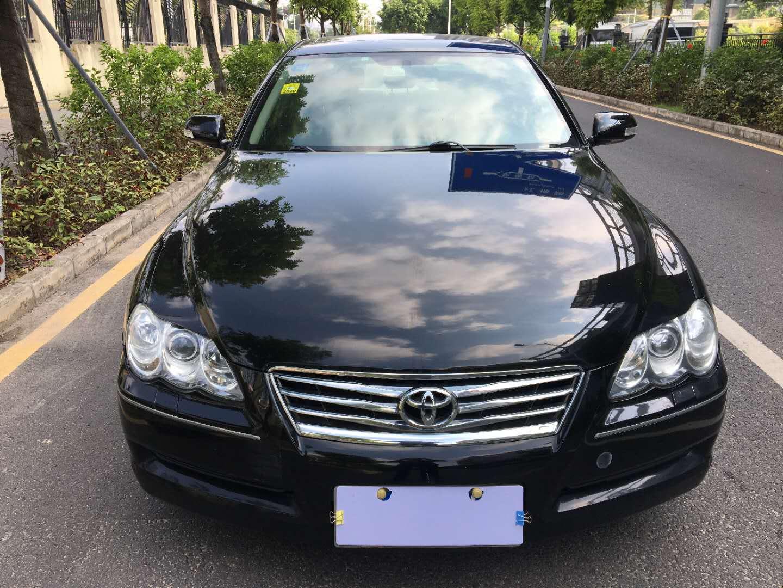 丰田锐志 2008款 2.5S 特别纪念版