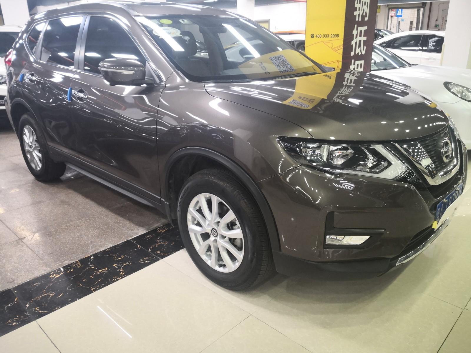 日产 奇骏 2017款 2.0L CVT舒适版 2WD