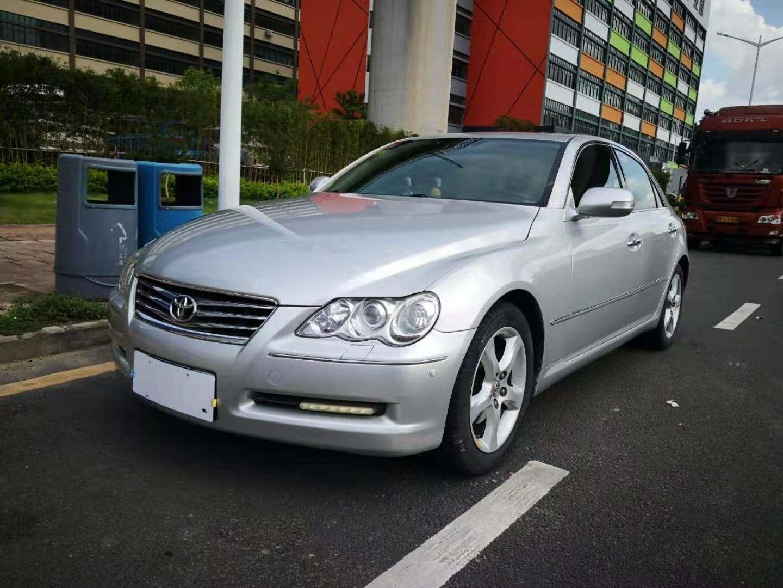 丰田锐志 2009款 2.5S AVX版