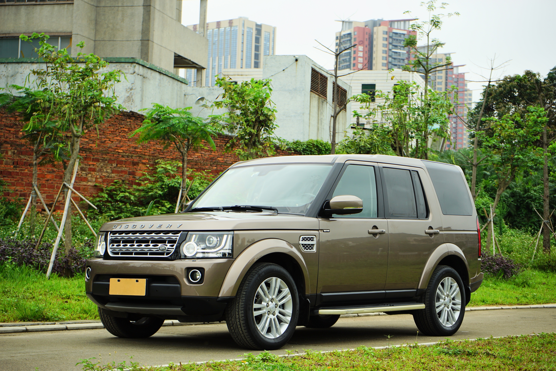 路虎发现 2014款 3.0 V6 SC HSE Luxury