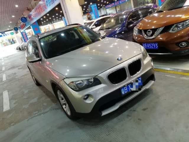 宝马X1 2012款 xDrive20i 豪华型