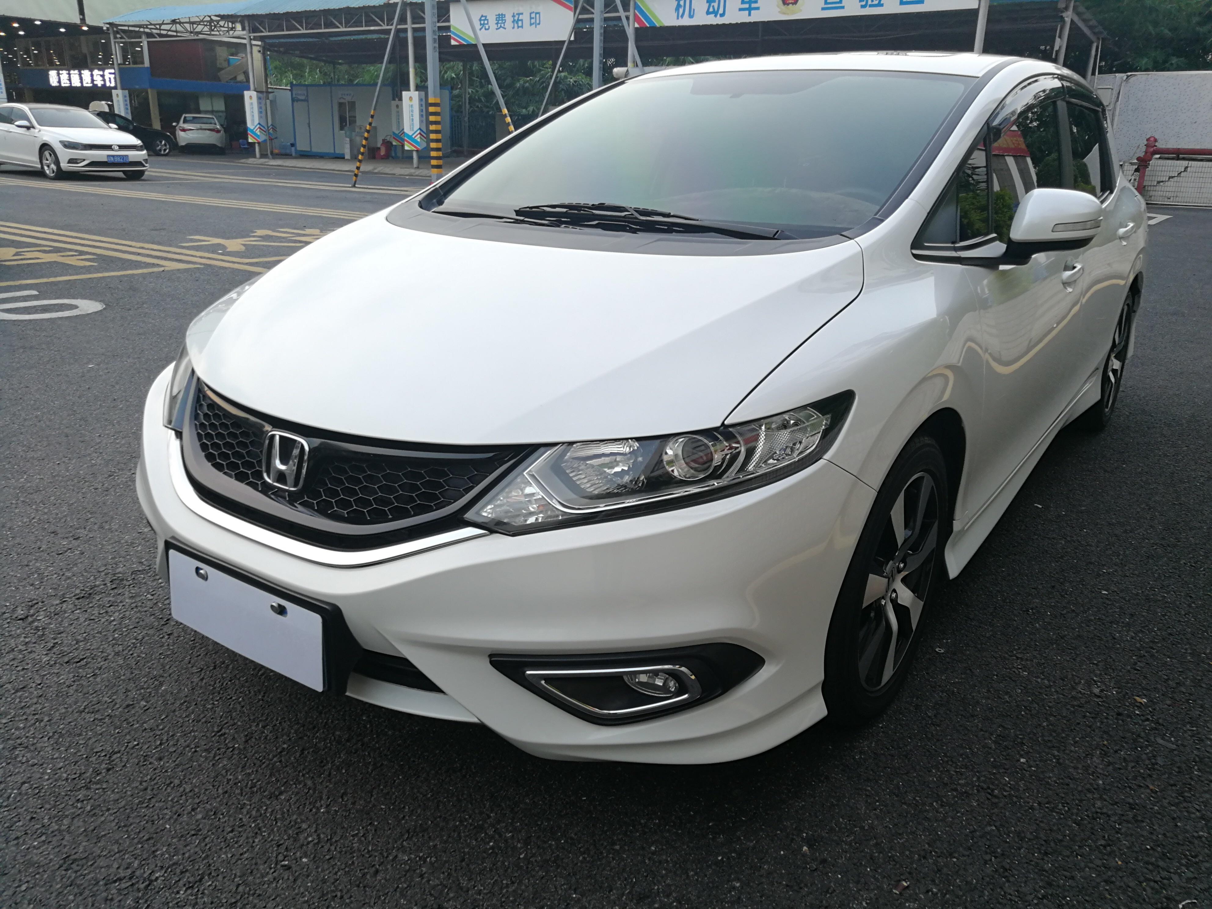 本田杰德 2016款 1.8L 自动舒适精英版 5座