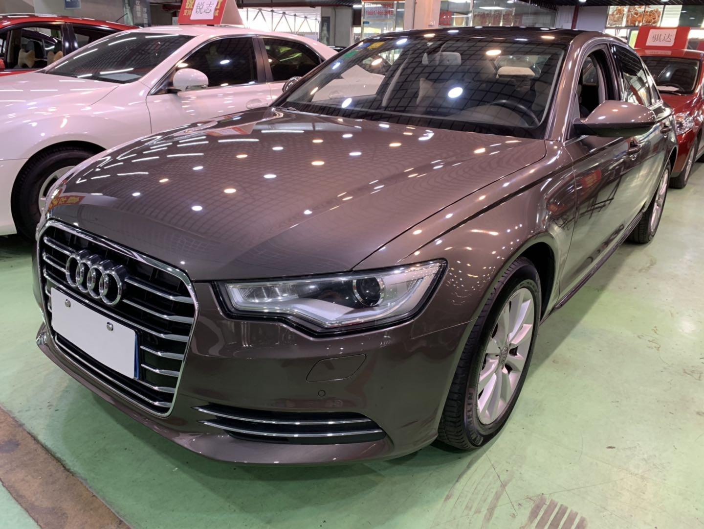奥迪A6L 2012款 30 FSI 舒适型
