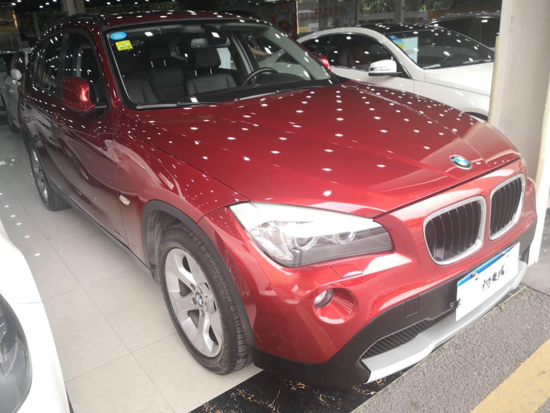 宝马X1(进口) 2012款 xDrive20i