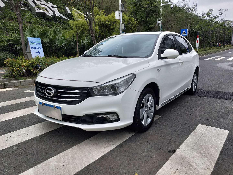 广汽传祺传祺GA3S视界 2014款 1.6L 自动豪华ESP版