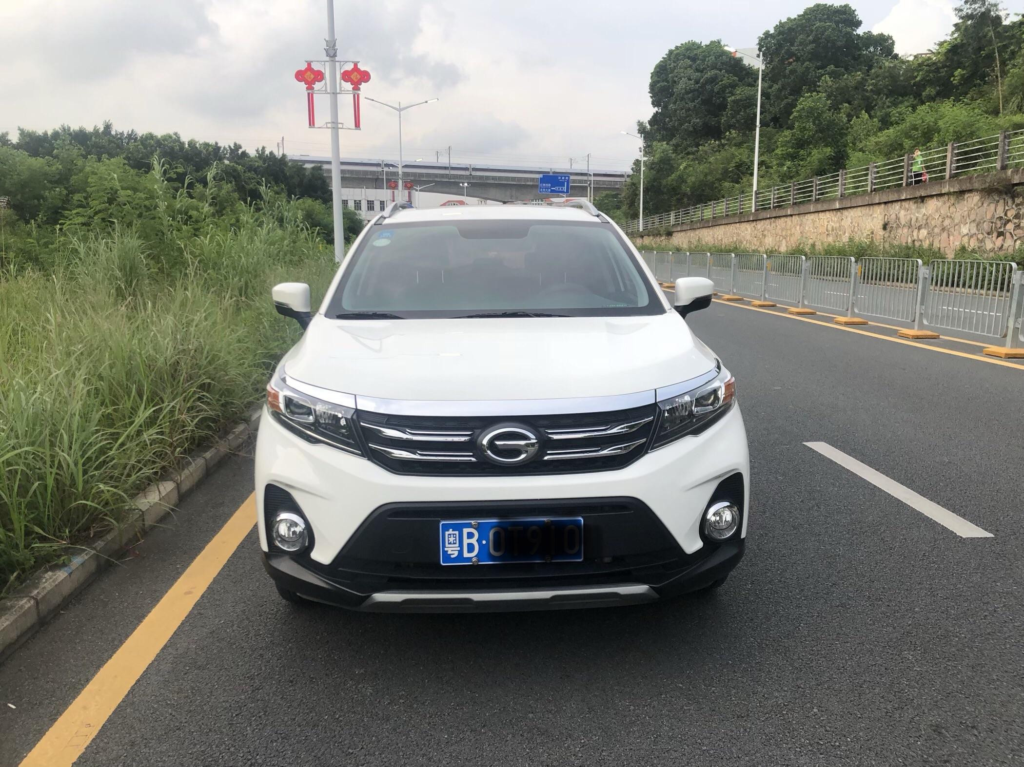 广汽传祺传祺GS3 2017款 200T 自动豪华版