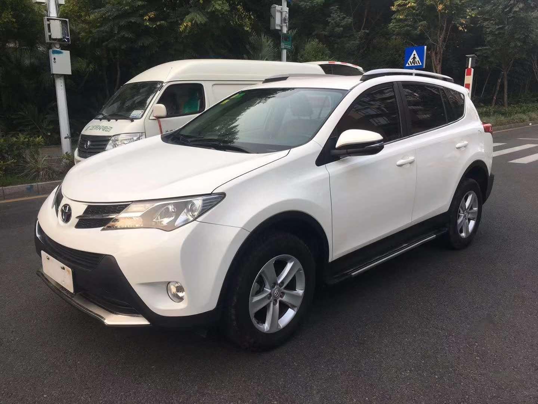 丰田RAV4荣放 2013款 2.0L CVT两驱都市版