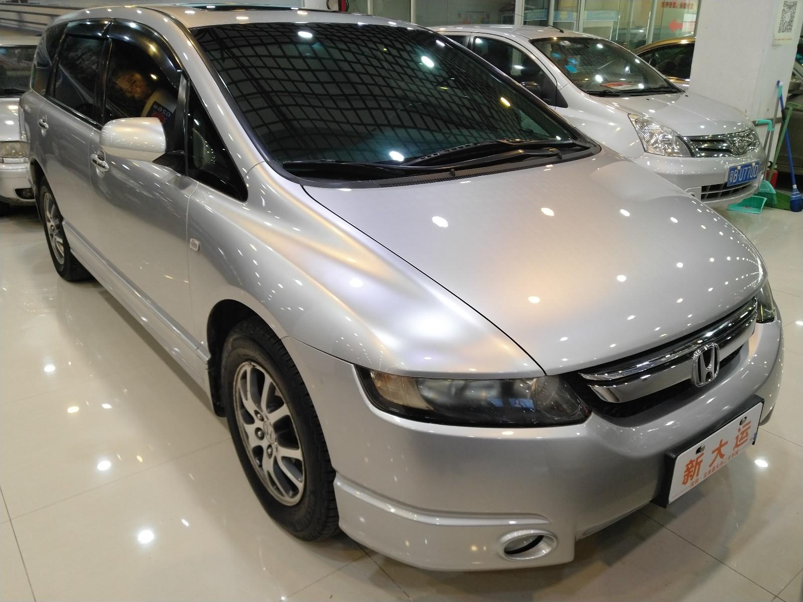 本田 奥德赛 2008款 2.4L 豪华版