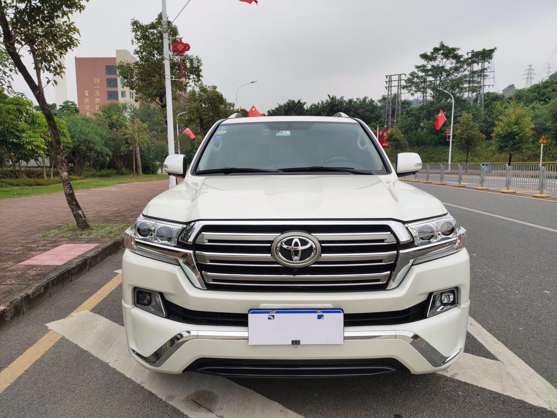 丰田兰德酷路泽(进口) 2018款 4.0L 中东版