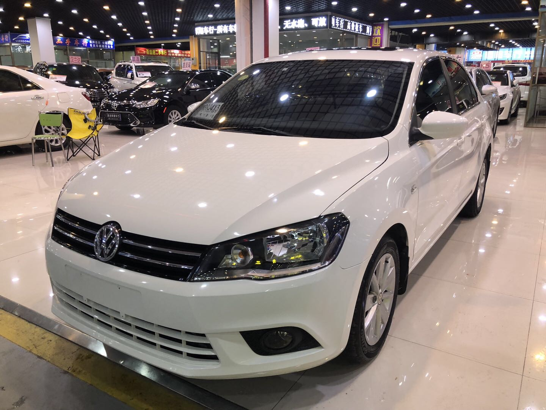 大众捷达 2013款 1.6L 自动舒适型