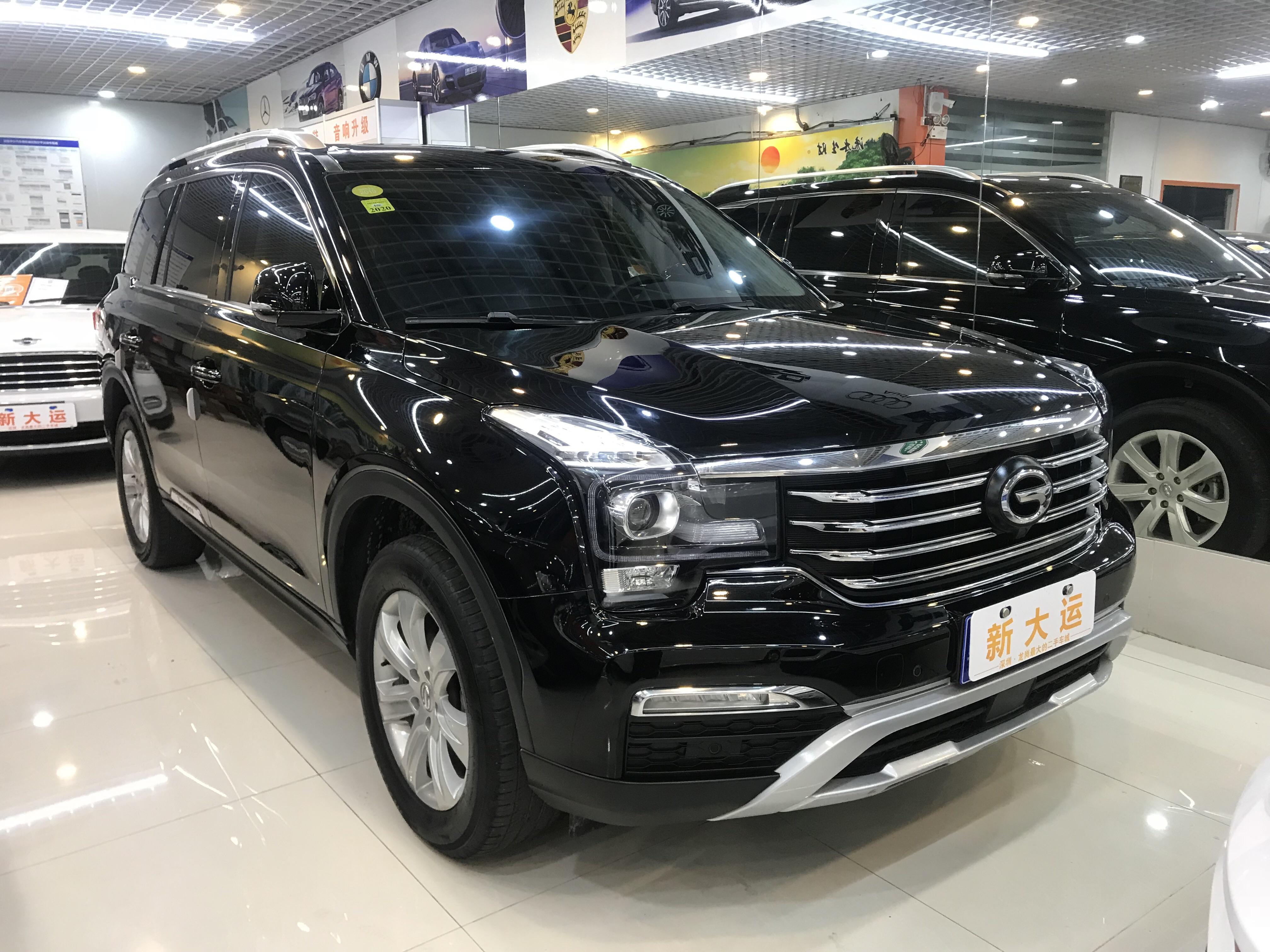 广汽传祺传祺GS8 2017款  320T 两驱豪华版
