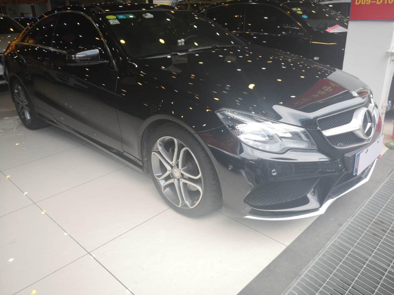 奔驰E级(进口) 2016款 E 200 轿跑车 灵动版