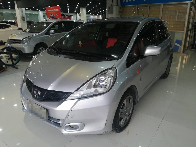 本田飞度 2011款 1.3L 自动舒适版