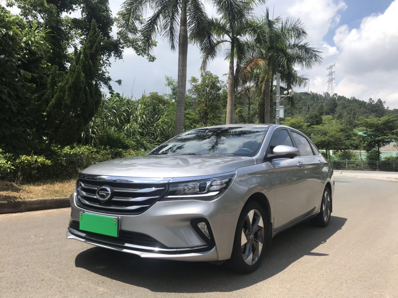 广汽传祺传祺GA4 2018款 200T 自动尊享版