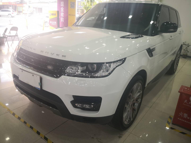 路虎 揽胜运动版 2016款 3.0 V6 SC SE