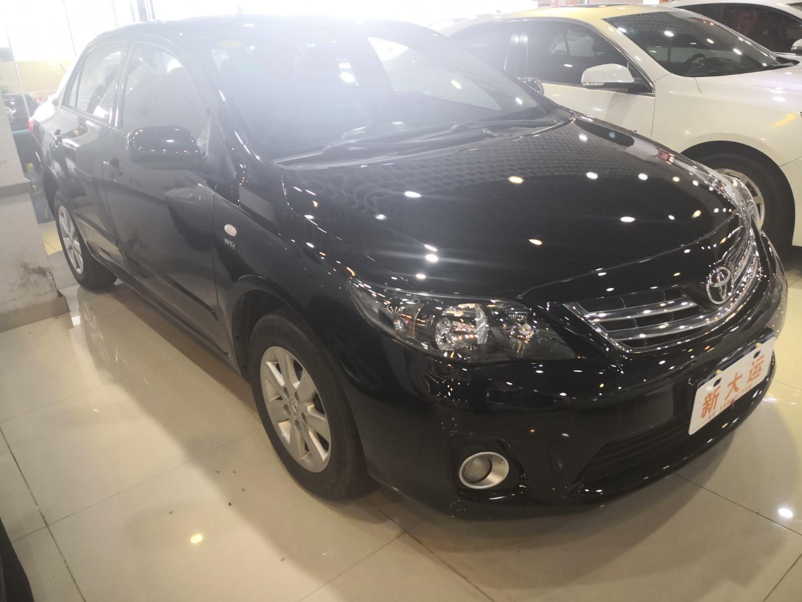 丰田 卡罗拉 2011款 1.6L 自动GL天窗版