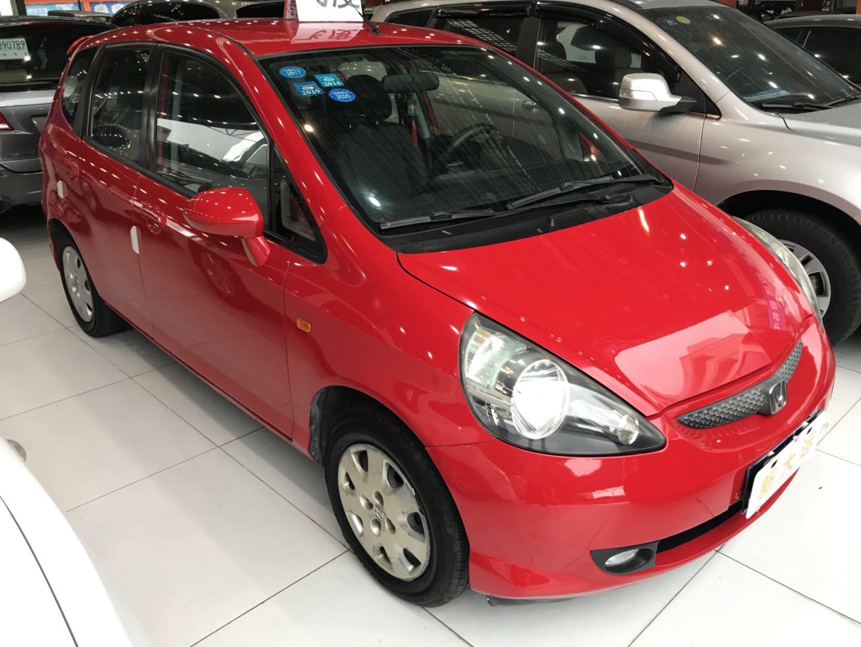 本田飞度 2007款 1.3L CVT舒适版