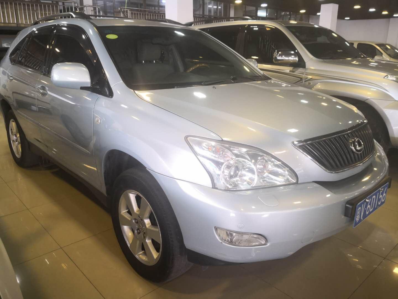 雷克萨斯RX经典 2004款 300