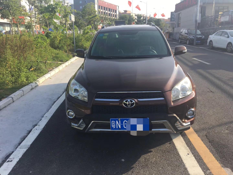 丰田RAV4荣放 2012款 炫装版 2.4L 自动四驱豪华