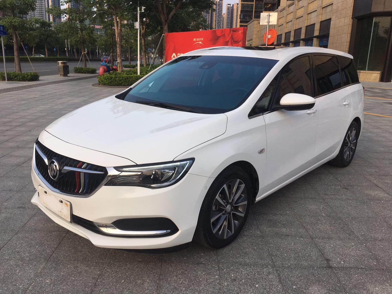 别克GL6 2018款 18T 6座尊贵型