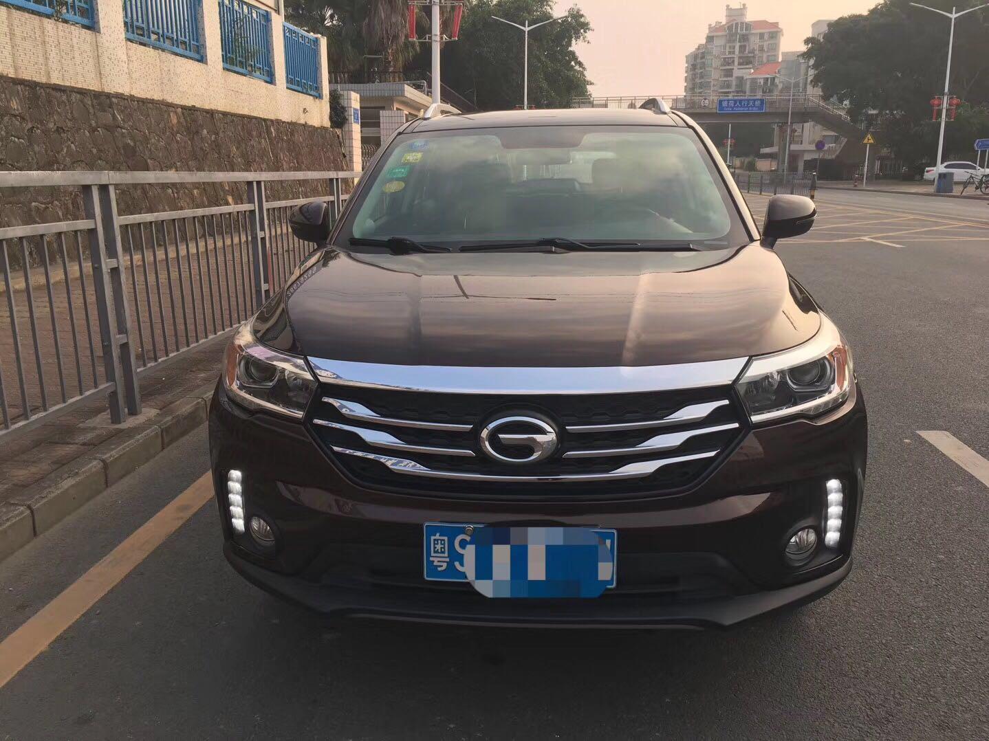 广汽传祺传祺GA4 2018款 200T 自动豪华版