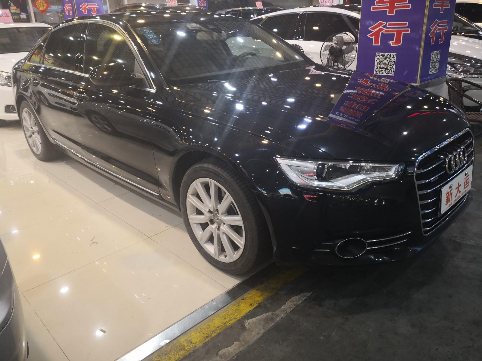 奥迪A6L 2012款 35 FSI quattro 豪华型