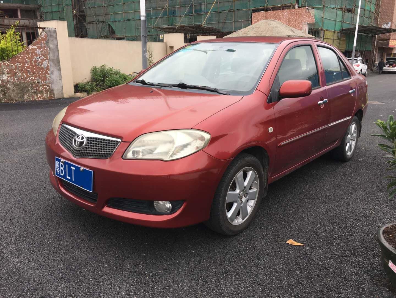 丰田威驰 2006款 1.5L GL-i AT