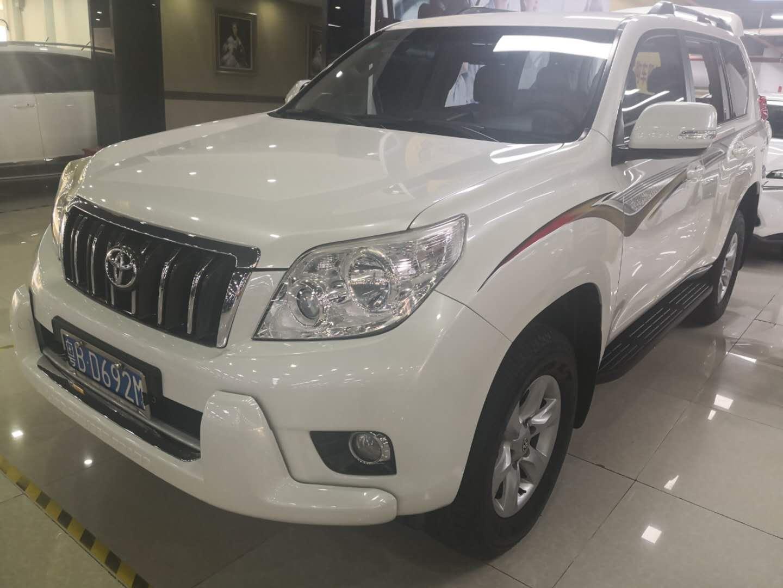 丰田 普拉多(进口) 2010款 中东版