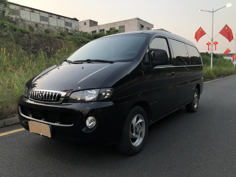 江淮瑞风 2011款 2.0L穿梭 汽油舒适版HFC4GA3