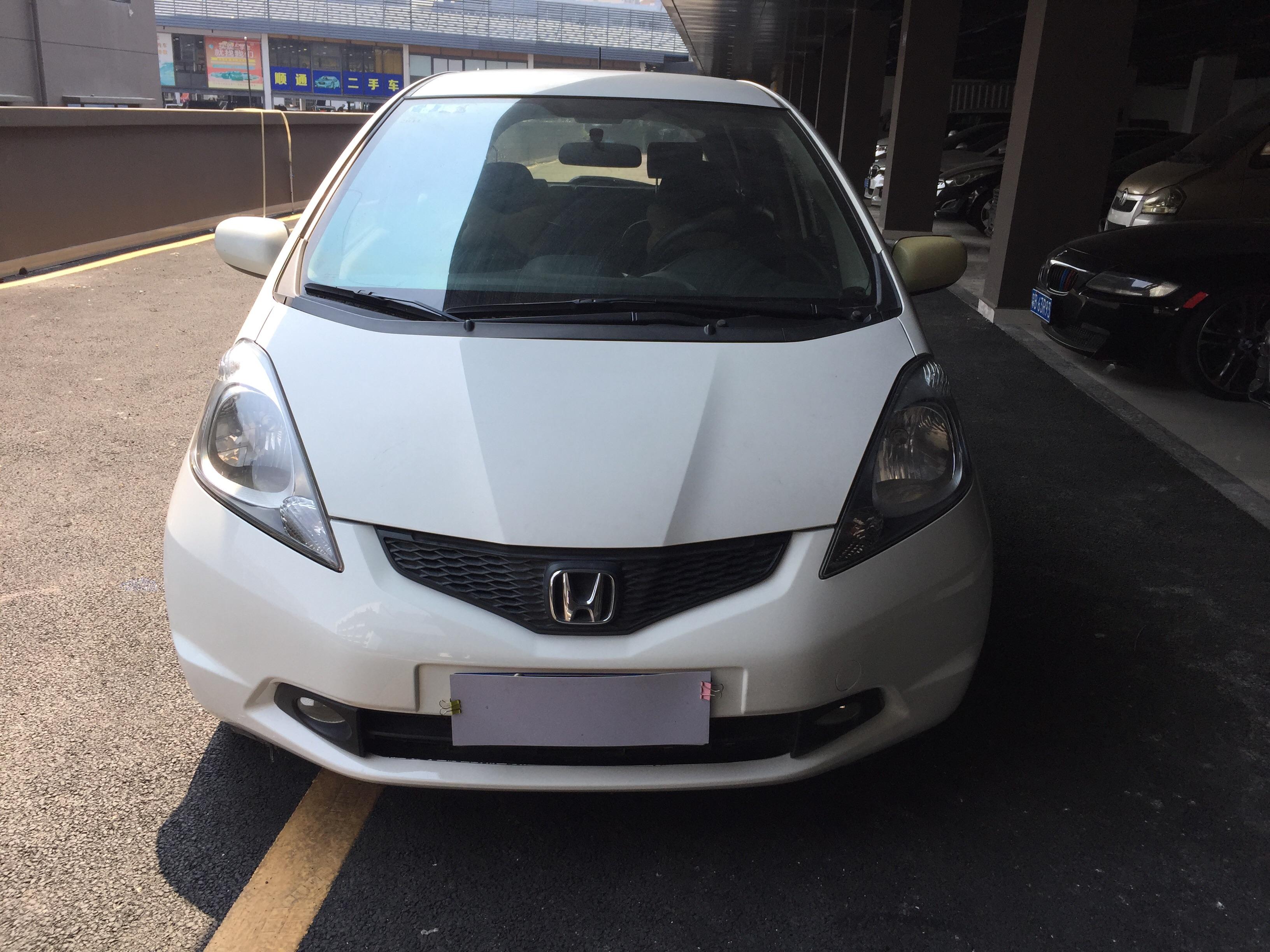 本田飞度 2008款 1.3L 自动舒适版