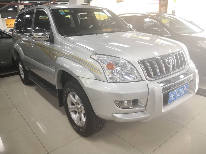 丰田普拉多(进口) 2008款 普拉多(进口) 2700