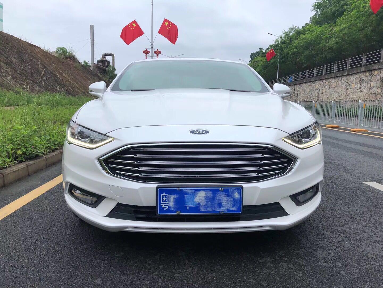 福特蒙迪欧 2018款 EcoBoost 200 豪华型