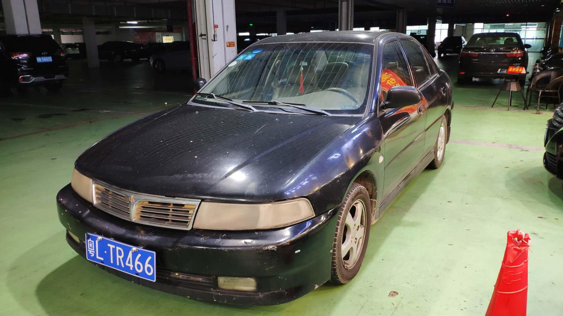 东南菱帅 2005款 1.6L 手动舒适天窗版SEi