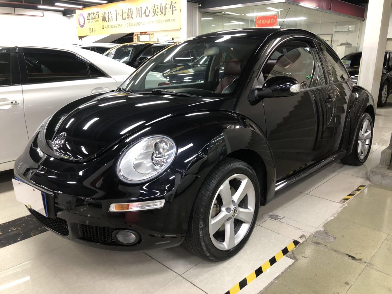 大众甲壳虫 2008款 1.8T AT 豪华型