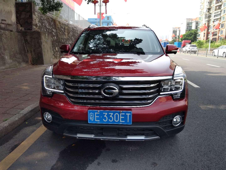 广汽传祺传祺GS7 2017款 320T 两驱豪华智联型
