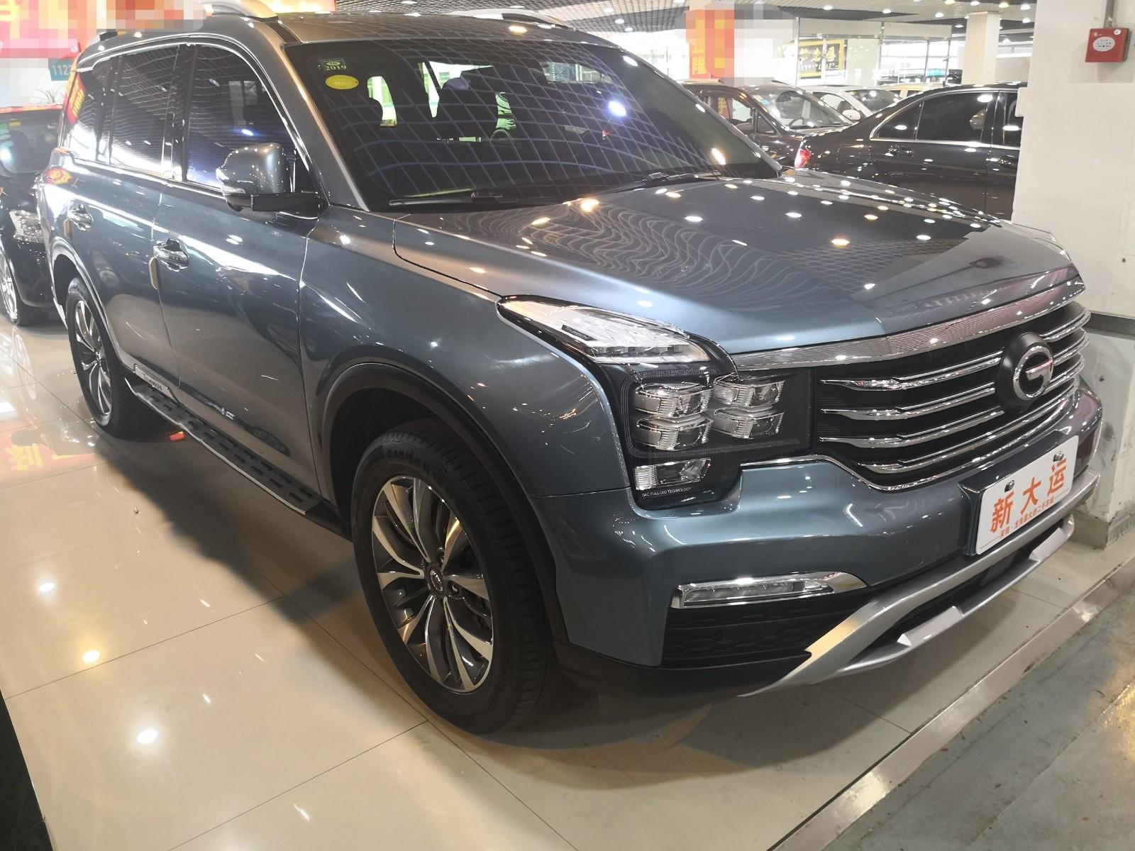 广汽传祺 传祺GS8 2017款 320T 两驱豪华智联版