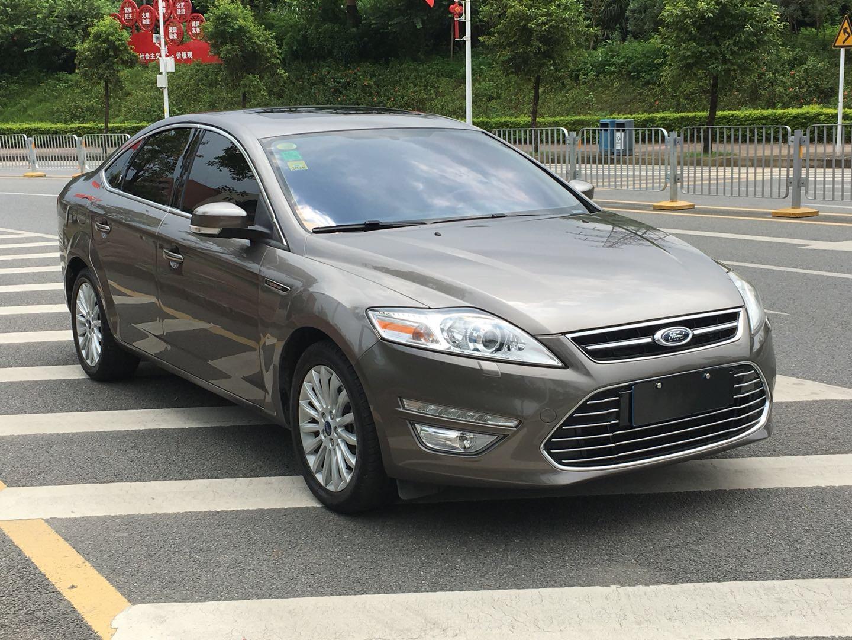福特致胜 2013款 2.3L 豪华型