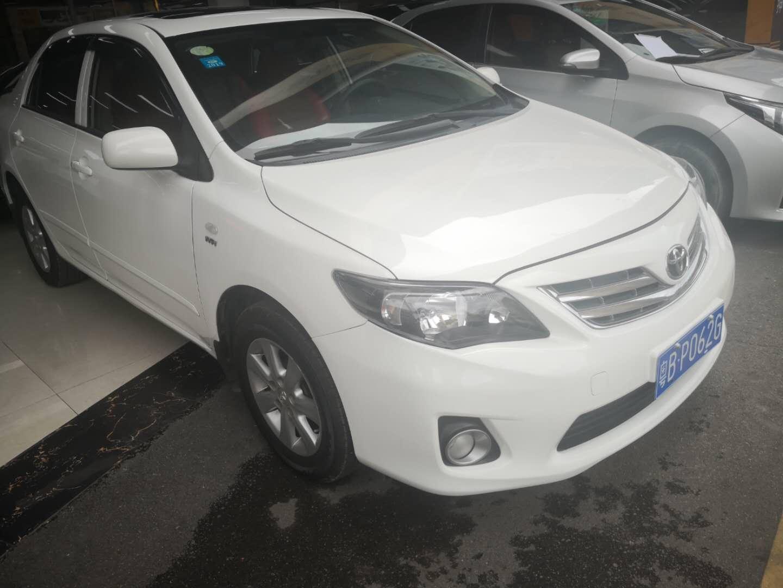 丰田卡罗拉 2012款 炫装版 1.6L 自动GL