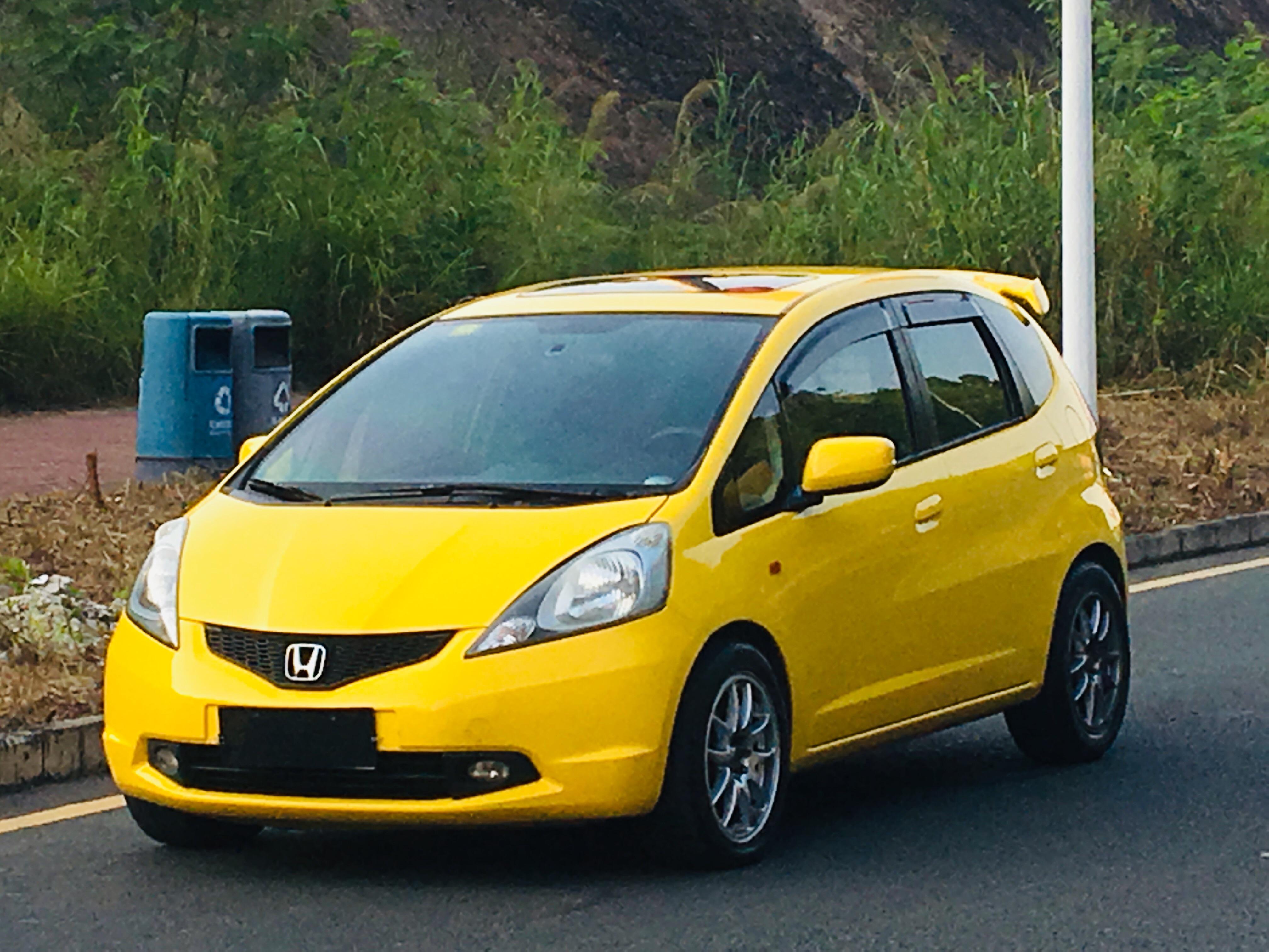 本田飞度 2008款 1.5L 自动豪华版