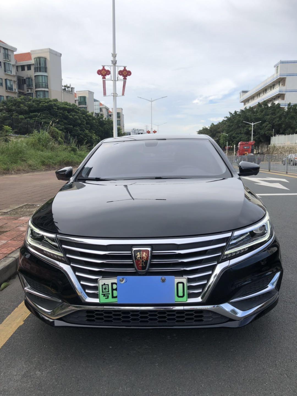 荣威ei6 2017款 45T 混动互联智尊版