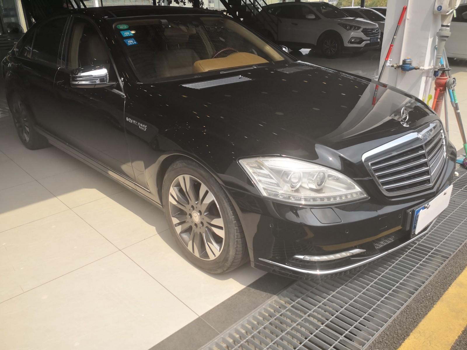 奔驰S级 2010款 S 500 L 4MATIC