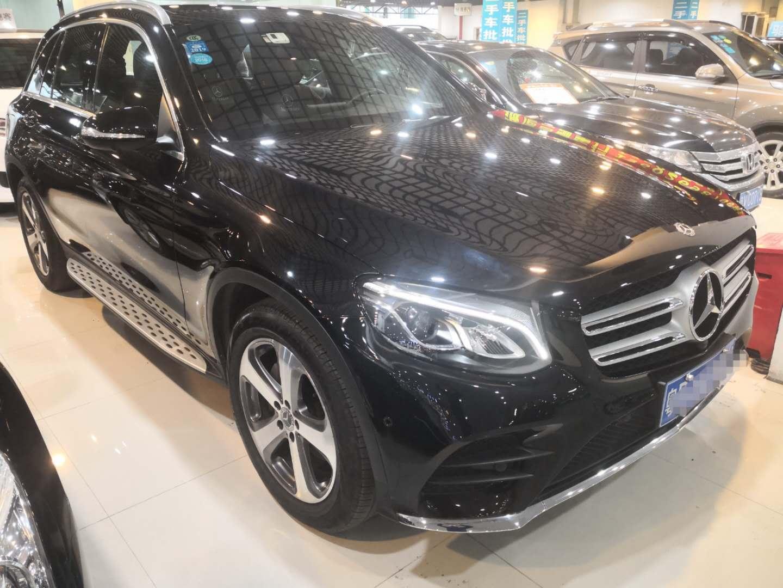 奔驰GLC 2017款 GLC 260 4MATIC 豪华型