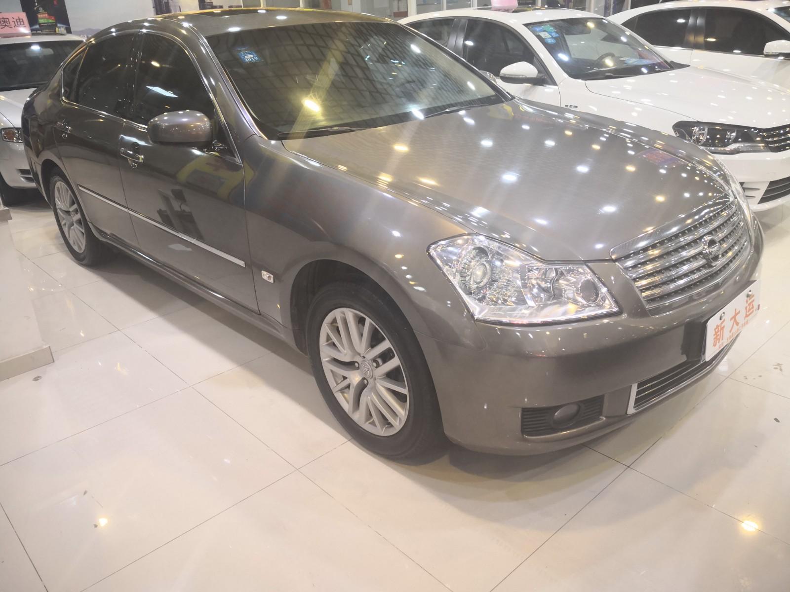 日产 风雅 2005款 350 豪华版